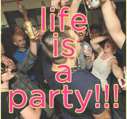 Life Is A Party Podcast