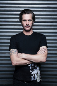 Jay Bentley of Bad Religion. This look is modeled after BLUE CHIPS, the film with Shaq.