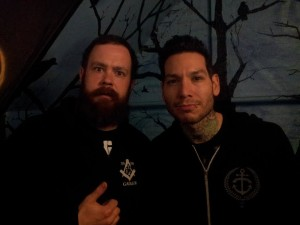 Punk Rock Podcasting's most wanted! Mike Herrera of MxPx & Tumbledown with Dammit Damian at the Bluebird Theater in Denver.