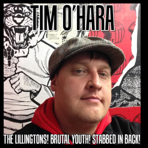 Lions, Tigers and Tim O'Hara of The Lillingtons, Stabbed in Back and Brutal Youth at Mutiny Information Exchange in Denver!