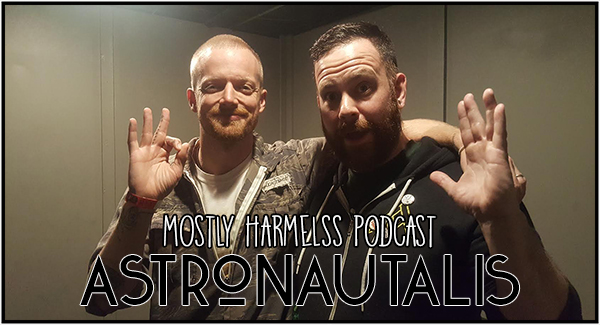 132 – Astronautalis on creativity, finding your voice, finding your path in the world & the goodness that exists in America!