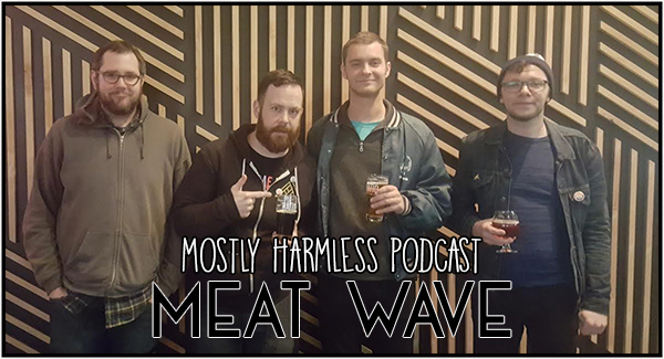 134 – MEAT WAVE talk about working with Steve Albini, Growing up in the Chicago area & what makes MEAT WAVE tick.
